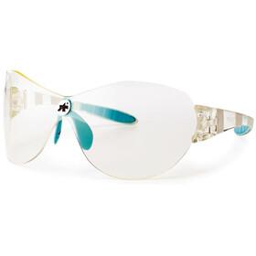 assos Zegho Crystal Glasses transparent/transparent